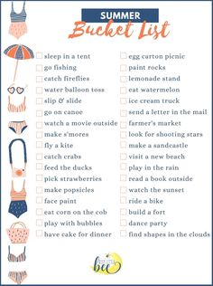 Water Balloons, Summer Bucket Lists, Preschool Worksheets, Lemonade, Things To Do, Lettering, Things To Make, Drawing Letters, Preschool Printables