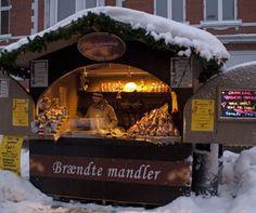 Christmas in Aarhus, Denmark