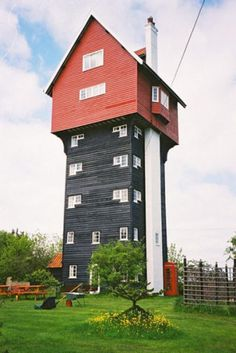 Actual Water Tower Home