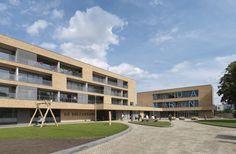 Voorzieningenhart De Biezantijn in Nijmegen door BedauxdeBrouwer - alle projecten - projecten - de Architect