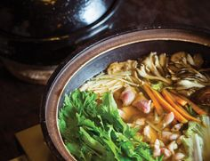 Crock-Pots are convenient, but the donabe, or Japanese hot pot, is worth the extra effort. Tori nabe~ Chicken hot pot recipe