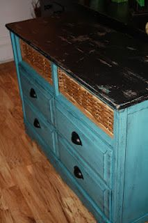 Old dresser redo- this would be great for the old dresser we just got.