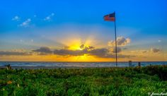 Lance Raab Photography's ◉ Crepuscular Rays in Riviera Beach, Florida  ◉ Singer Island ◉ pinned by  http://www.waterfront-properties.com/singerislandrealestate.php