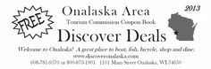 2013 Discover Deals Coupons are here!!! Stop in our office to pick yours up today! Onalaska, Wisconsin justintrails.com