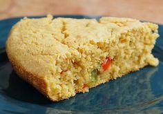 Confetti Cornbread   #vegan recipe via FatFree Vegan Kitchen