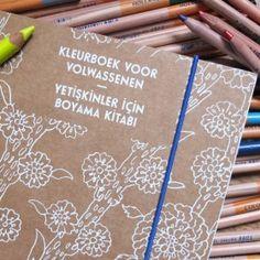 11 Best Kleurboek No 2 Bloemen Uit Istanbul Images On Pinterest