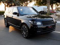 Land Rover Range Rover: 2016 Range Rover Autobiography L / Brand New | Dzooom.com