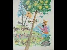 De Wilde Geiten - fabel van Aisopos