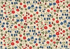 purl soho | products | item | tana lawn classics (liberty of london) 6011b mirabelle   - red/orange/teal