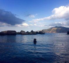 Piscine di mare - Lingua (Salina, Eolie)