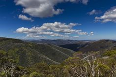 Purchase this product now and earn 25 Points!The view from the top of Mount Hotham, Victoria, Australia. Come winter this place would be metres under with snow. Pixels 5477 x...