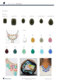 Jablonex® - TTC Stones Opalines