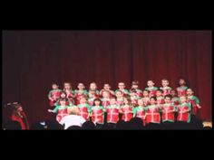 Elementary Christmas Program 2013- Good Things Come In Little Packages - YouTube