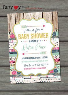 Tribal Baby Shower Invitation, Aztec Baby Shower Invitation, Rustic Baby Shower Invitation, Tee Pee, Arrows, Baby Shower, Baby Shower Invite by PartyInvitesAndMore on Etsy https://www.etsy.com/listing/232839983/tribal-baby-shower-invitation-aztec-baby