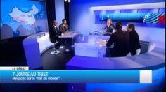 """TIBET - Sept jours au Tibet : menaces sur le """"toit du monde""""  (Reportage et débat France 24) Le Tibet, France 24, Dalai Lama, Father, Human Rights, Pai, Dads"""