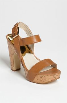 in the lighter other color though    MICHAEL Michael Kors 'Ivana' Sandal available at Nordstrom