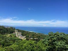 View of the East Coast of Barbados from St. John's Parish Church - Island Villas