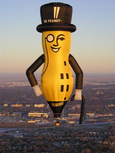 Yippee Mr. Peanut