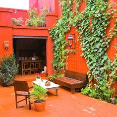 Reserve Coppola Jardin Escondido Buenos Aires con Tablet Hoteles