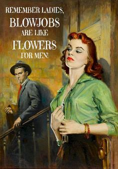 blowjobs are like flowers