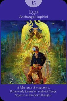 Ego- Angel Tarot by Doreen Virtue and Radleigh Valentine Doreen Virtue, Free Tarot Cards, Angel Guidance, Oracle Tarot, Angel Cards, Guardian Angels, Card Reading, Tarot Decks, Daily Tarot