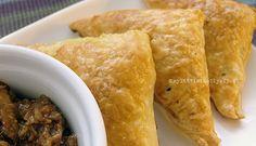 My 'little' family of 5 » Recept: Kerriegehakt pasteitjes #recept #kerrie #gehakt #pasteitjes #pastei