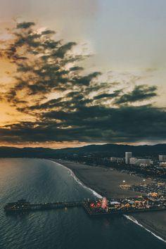avenuesofinspiration >Santa Monica Pier<
