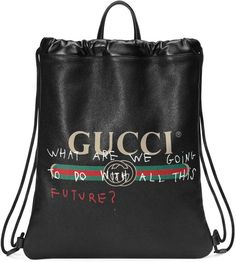 6669d6a2ba Gucci Coco Capitán logo backpack Men s Backpack