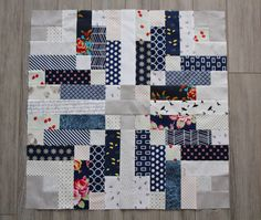 A Scrappy Norway Quilt