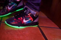 Nike galaxy Kobe big bangs