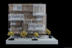 건축가, SHoP와 Studio O+A가 설계한 샌프란시스코, 새로운 우버 헤드쿼터 계획안은 도시와 건축의 접점을 연결하는 거대한 공용 및 비즈니스 환경 구현을 목표로 제안된다. 도시 미션베이에 이웃한 14에이커 부지위에 연면적 423,000sqf, 두개의 타워로 구성된다. (1455도로에 접한 11층 높이의 타워와 1515도로에 접한 6층 높이 타워로 구성된다.) 헤드쿼터의 지향점; 다목적 복합 공간 구현은 주변 도시환경과 통합된 건축환..