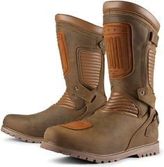 Motorcycle boots http://www.icon1000.com/collection/icon-1000-prep-boot-2/