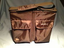 Eddie Bauer Baby Travel Portable Collapsible Crib Bed Bassinet Changing Table