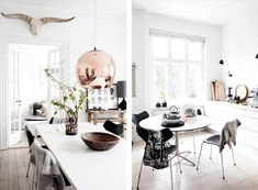 my scandinavian home: The Danish apartment of By Nord owner