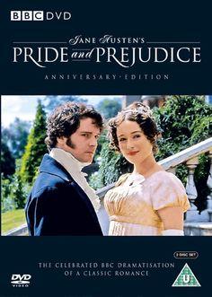 Top 5 Favorite Movies/Miniseries of All Time: Pride & Prejudice (1995, BBC)