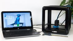 M3D Pro: Feature-Packed 3D Printer for Improved Reliability project on Kickstarter.  Create custom and modular robots capable of anything directly that are designed and controlled directly from your smartphone.
