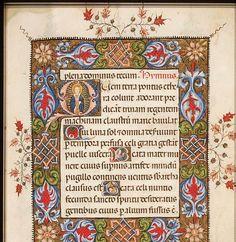 The Hague, KB, 76 F 6  fol. 16r  Hours of the Virgin  A male saint praying