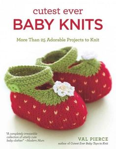 An irresistible collection of utterly cute baby clothes, these patterns will…