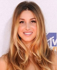 Whitney Port Ombre