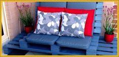 Φτιάξε καναπέ για την βεράντα - MeaColpa
