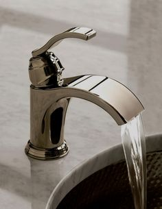 15 best waterfall faucet images bathroom waterfall faucet rh pinterest com
