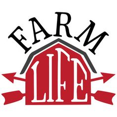 Silhouette Design Store: farm life
