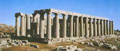 The Temple of Epicurean Apollo - West Peloponnese
