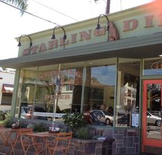 The Starling Diner in Long Beach, CA