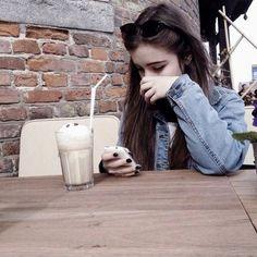 #cafe #girl #beautiful #instagram