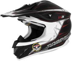 Amazon.com: Scorpion VX-34 Graphics Helmet, Spike Blue, Primary Color: Blue, Helmet Type: Full-face Helmets, Helmet Category: Offroad, Size: 2XL 34-2027: Automotive