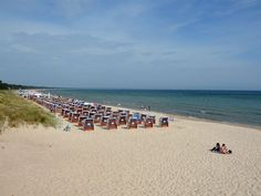 Germany's beaches are one of Europe's best-kept summer secrets