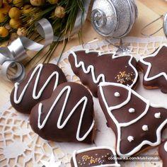 Miris zime: Domaći recept za najljepše medenjake na svijetu Baking Recipes, Cookie Recipes, Dessert Recipes, Desserts, Creative Cake Decorating, Creative Cakes, Kiflice Recipe, Chocolate Zucchini Bread, Kolaci I Torte