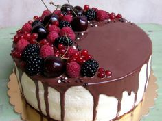 Chocolate Ice Cream, No Bake Desserts, No Bake Cake, Tiramisu, Cake Decorating, Food And Drink, Cookies, Baking, Healthy