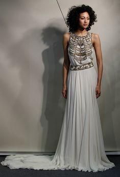 1920s-Inspired Wedding Dresses